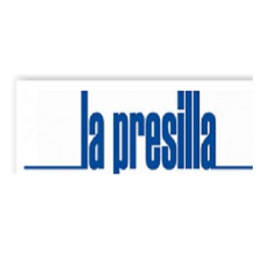 Logo La Presilla azul