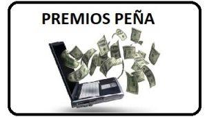 PREMIOS PEÑA